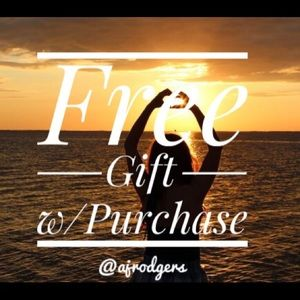 Other - Free Gift with Purchase!! 😍💖🛍